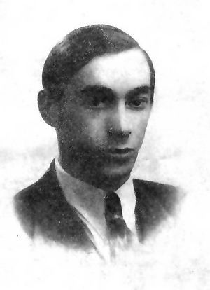Tadeusz Hollender - Image: Tadeusz Hollender, portrait