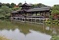 Taihei-Kaku covered bridge, Heian Shrine (3254814182).jpg