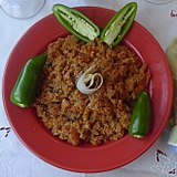 List of Ethiopian dishes and foods - Wikipedia, the free encyclopedia