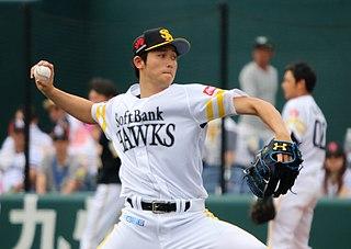 Jumpei Takahashi Japanese baseball player
