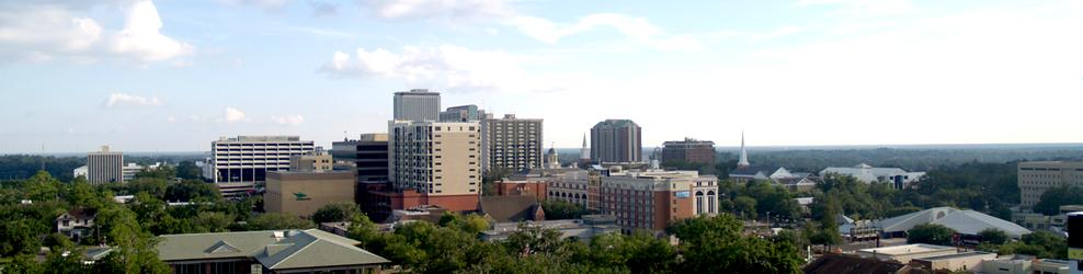 Skyline van Tallahassee