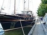 Tallship Peacemaker moored in Toronto, 2013 06 20 -d.JPG