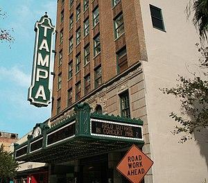 English: Tampa Theater