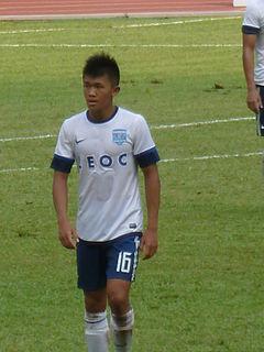 Tan Chun Lok Hong Kong footballer