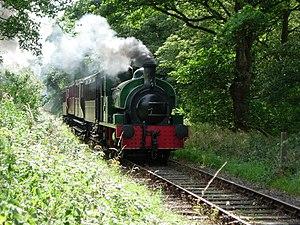 Tanfield Railway - Image: Tanfield railway pic 1