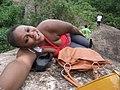 Tano Rock Shrine in Tanoboase, Ghana.jpg