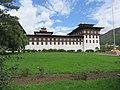 Tashichho Dzong Fortress in Thimphu during LGFC - Bhutan 2019 (150).jpg