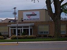 Tecumseh Products - Wikipedia