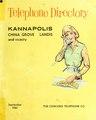 Telephone Directory for Kannapolis, China Grove, Landis, and vicinity (1961) - DPLA - 9c4211a78eb93e279da76416801836fa.pdf