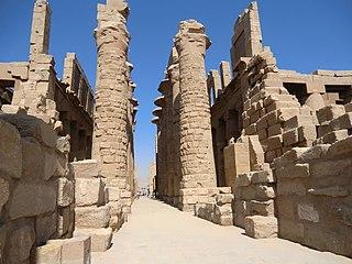 Karnak Ancient Egyptian temple complex