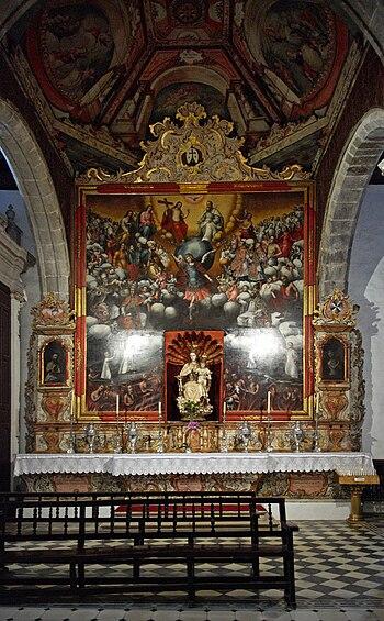 Tenerife Icod de los Vinos church E