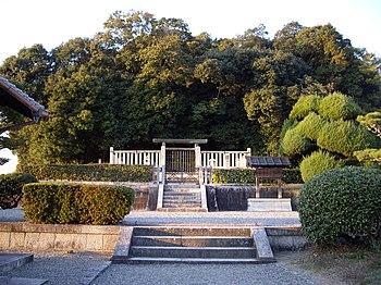 Tomb of Tennō Temmu and Jitō in Nara