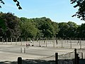 Tennis courts, Old Park Road, Roundhay, Leeds - geograph.org.uk - 202483.jpg