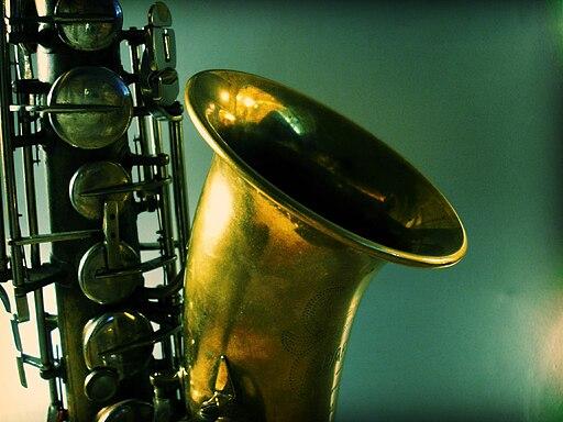 Tenor saxophone portrait by wakalani