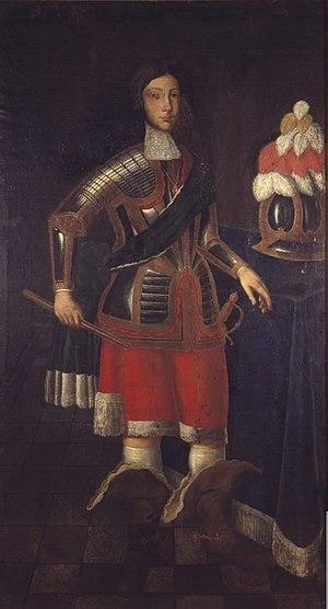 Braganza, Teodósio de, Príncipe de Brasil (1634-1653)