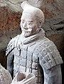 Terracotta warrior, Xi'an, China - panoramio (2).jpg