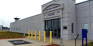 United States Penitentiary, Terre Haute High-security, federal prison in Indiana, US