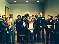 Terri Sewell presenting Congressional Gold Medal to Pierce family.jpg