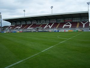 Galway United F.C. - Image: Terryland park