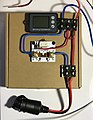 Test de capacité - Montage du coulomètre.jpg