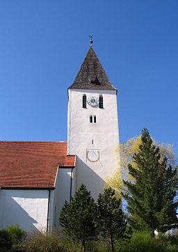 Pfarrkirche Maria Himmelfahrt Teugn, Landkreis Kelheim, Niederbayern
