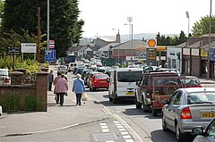 The Andersonstown Road - geograph.org.uk - 449476.jpg