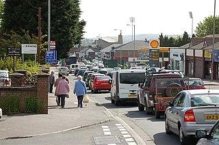 Andersonstown Human settlement in Northern Ireland