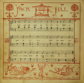 The Baby's Opera A book of old Rhymes and The Music by the Earliest Masters Book Cover 44.png