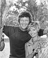 The Brady Bunch Robert Reed Florence Henderson 1973.jpg