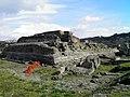 The Capitolium, temple dedicated to Jupiter, Juno and Minerva, Cumae, Italy (9040410957).jpg