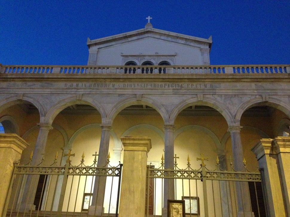 The Catholic Church of Athens.