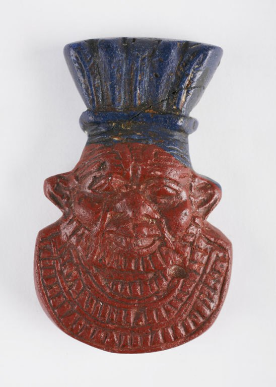 The Childrens Museum of Indianapolis - Dwarf-God Bes amulet