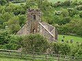 The Church, Wharram Percy, from the West - geograph.org.uk - 112879.jpg