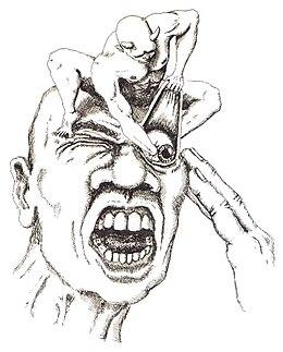 Algie vasculaire de la face — Wikipédia