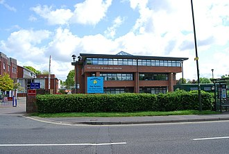 The College of Richard Collyer - The £2 million Learning Resources Centre, 2009