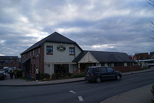Mitchells & Butlers - A Harvester pub with adjacent Travelodge in Colton, Leeds