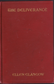 The Deliverance book cover (1904).png