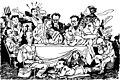The Editorial Staff of Krokodil by P Belyanin 1929.jpg