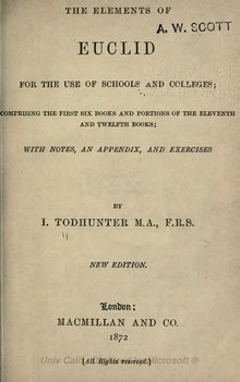 The Elements of Euclid for the Use of Schools and Colleges - 1872.djvu