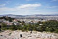 The Hill of the Nymphs from the Areopagus on April 23, 2020.jpg