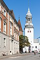 The Historical Museum and Budolfi Kirke, Aalborg.jpg
