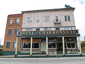 The Hotel Charbonneau.JPG
