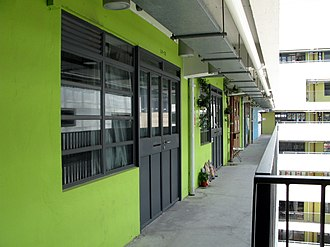 Jockey Club Creative Arts Centre - Image: The Jockey Club Creative Arts Centre Level 6 Access