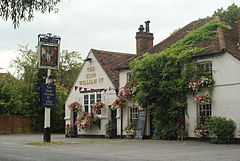 The King William IV, West Horsley, Surrey - geograph.org.uk - 1496796.jpg
