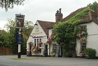 West Horsley - Image: The King William IV, West Horsley, Surrey geograph.org.uk 1496796