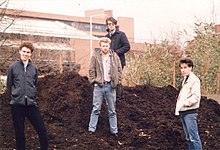 Soil british band wikipedia for Soil band albums