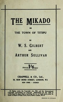 The Mikado or the town of titipu.djvu