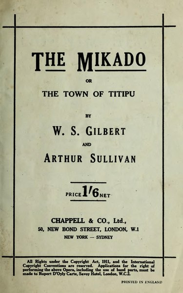File:The Mikado or the town of titipu.djvu