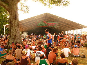 2010 Bonnaroo Music Festival - The Other Tent