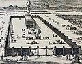 The Phillip Medhurst Picture Torah 503. The tabernacle. Exodus cap 40 vv 28-35. Caspar Luyken.jpg